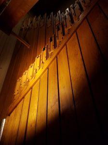 inside organ 2